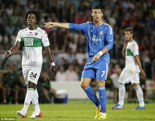 Prediksi Real Madrid vs Elche