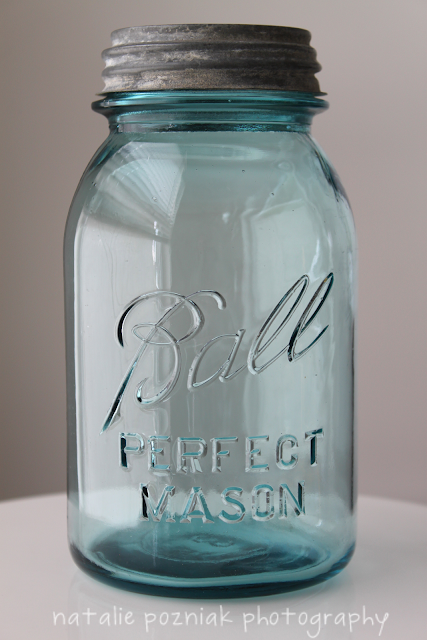 Natalie Pozniak Photography Mason Jar