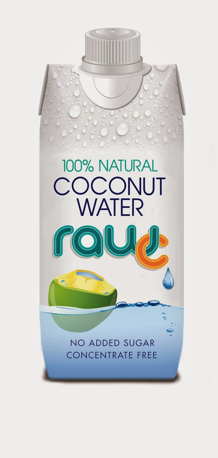 Slurp My Favourite Coconut Water