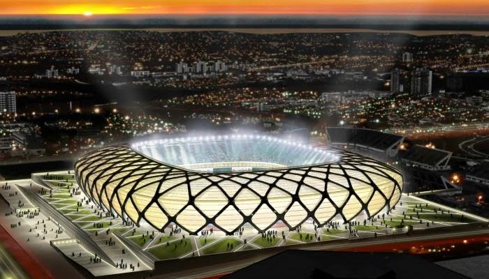 Confirmado – Manaus será uma das sedes dos jogos de futebol nas Olimpíadas de 2016