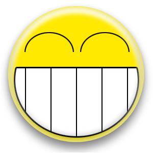Singing makes you smile