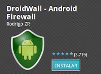 Imagen de DroidWall para Android
