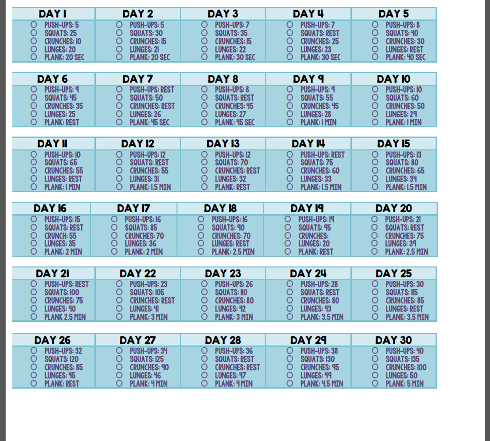 EC planner stickers - ( H20, Laundry Days, Appointments, Workouts ...
