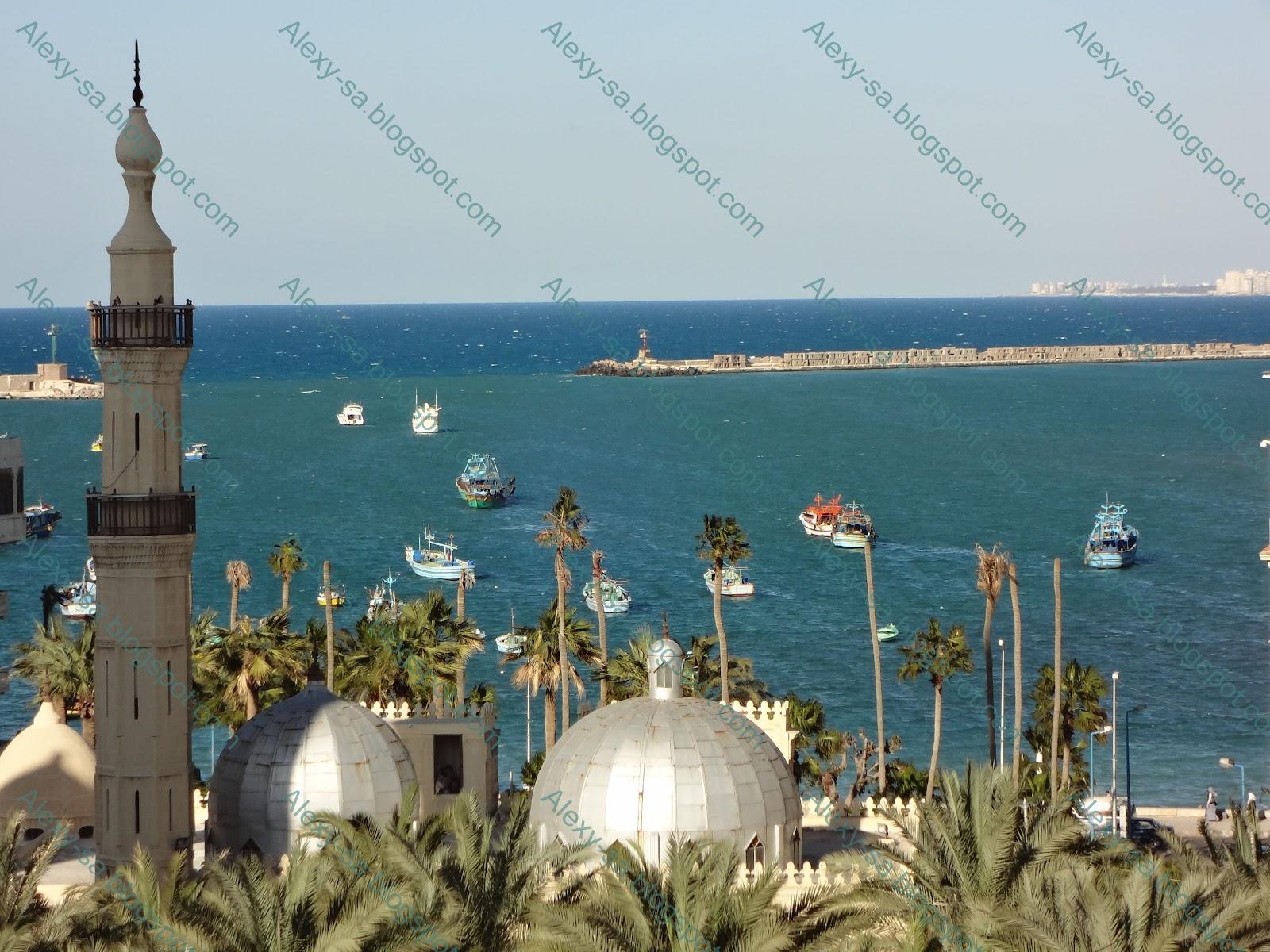 اجمل صور مدينة الاسكندرية