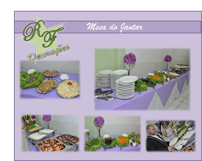 Buffet Requinte Festas