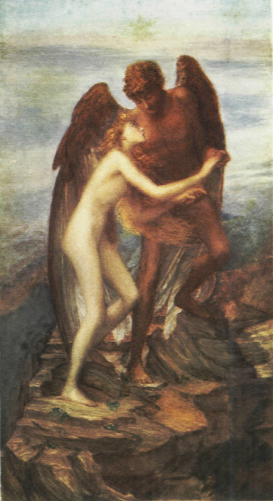 george frederick watts love and life