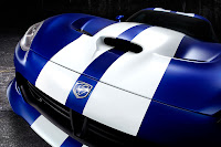 2013 Viper GTS Launch Edition front detail