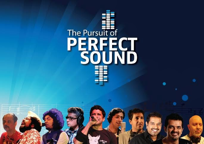 The Pursuit of Perfect Sound Campaign by Sennheiser