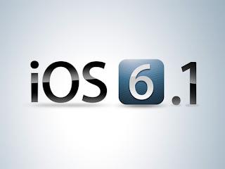 Berita Lengkap ios 6.1 Update, Apple, berita terbaru ios 6.1, ios 6.1 telah update, download ios 6.1