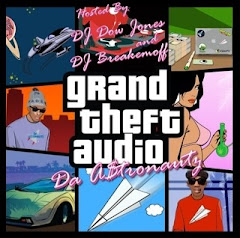 Grand Theft Audio - Da A$tronautZ