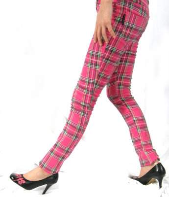 Dar Paça Pantolon Modelleri