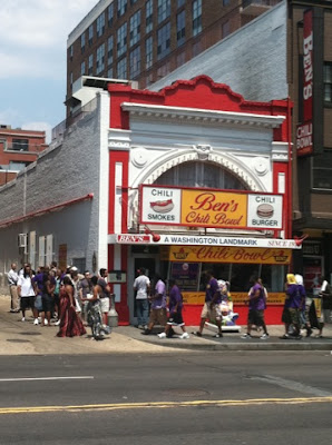 Ben's Chili Bowl Washington D.C.