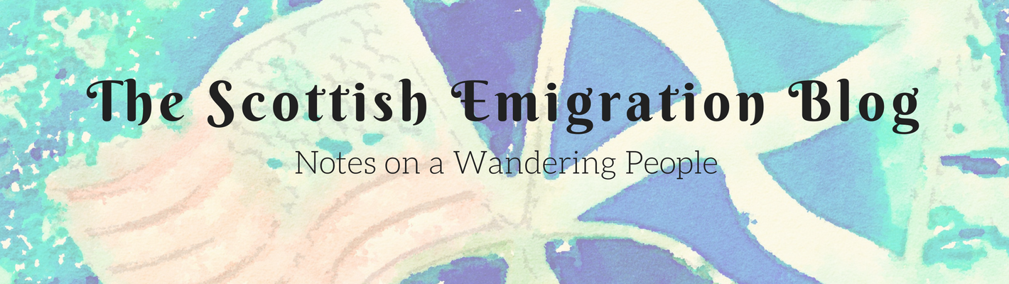 The Scottish Emigration Blog