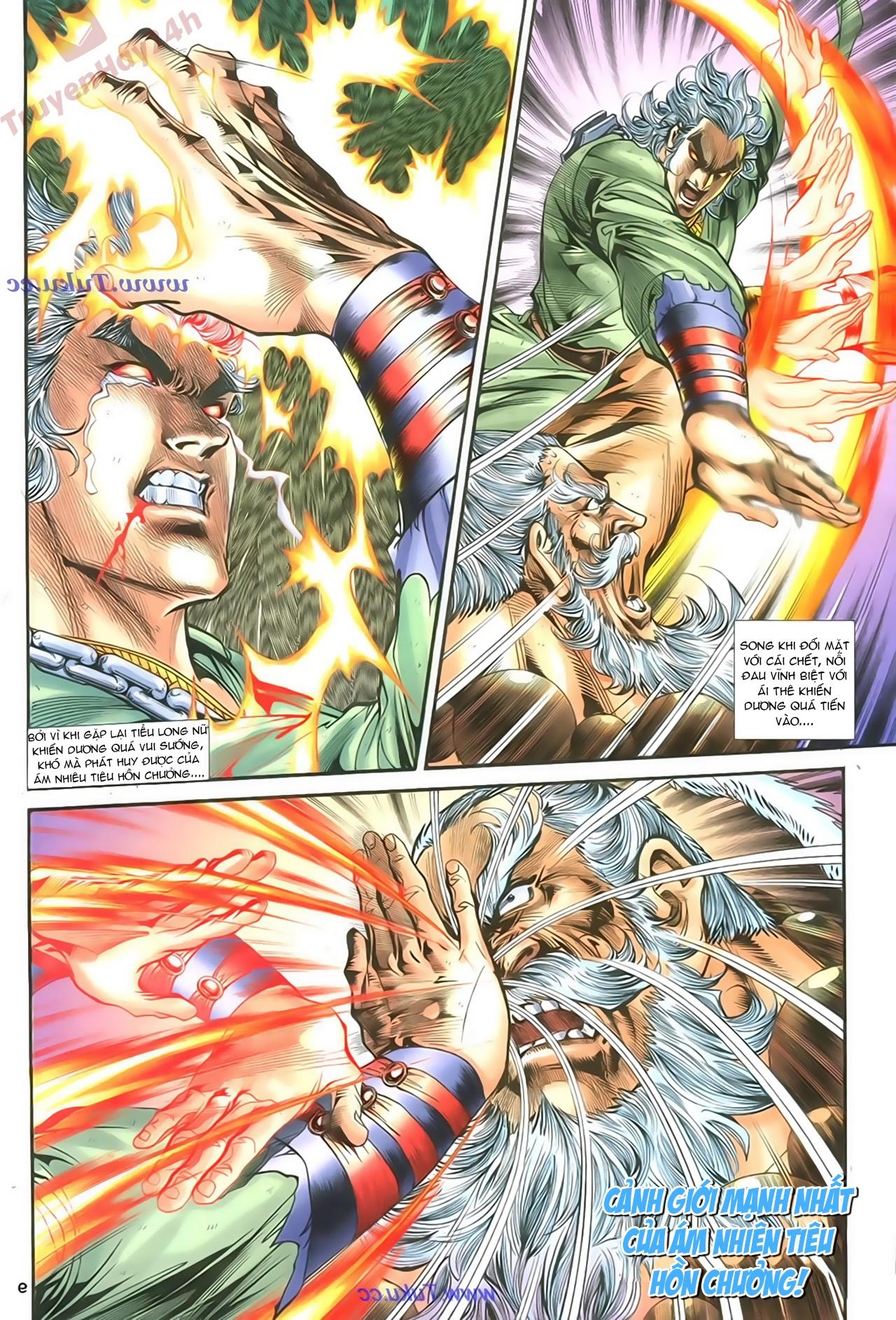 Thần Điêu Hiệp Lữ chap 86 – End Trang 9 - Mangak.info