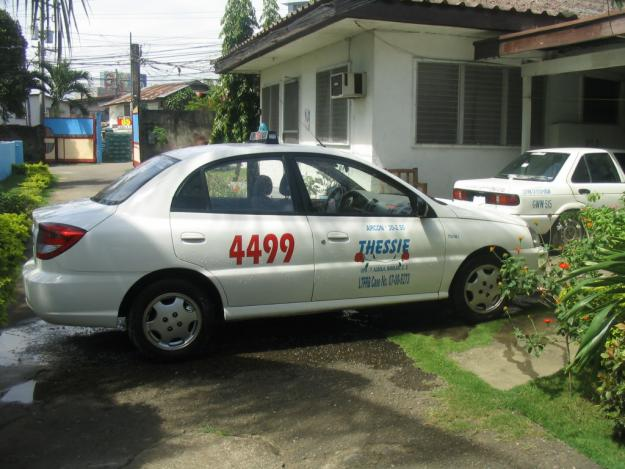 Taxicabs of the Philippines