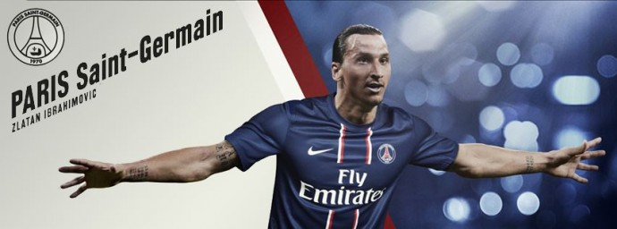 couverture psg zlatan ibrahimovic couverture facebook photos de couverture. Black Bedroom Furniture Sets. Home Design Ideas