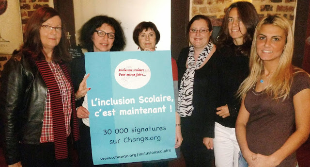 Christine Philip, Anne-Valérie Delaplace, Patricia Bournier, Natacha Foucot, Magali Pignard, Jacqueline Tartri