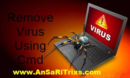 How To Remove Computer Viruses Using Command Prompt