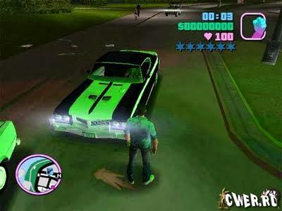 Grand Theft Auto Killer kip game