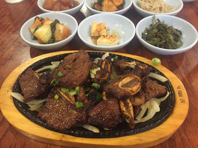 Kalbi Ribs at So Gong Dong Tofu House