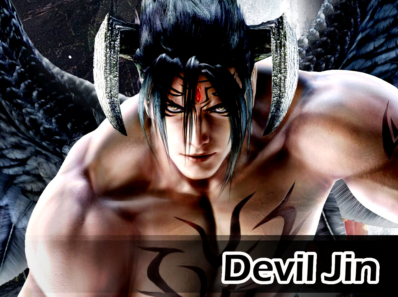 Tekken Tag 2 Devil Jin