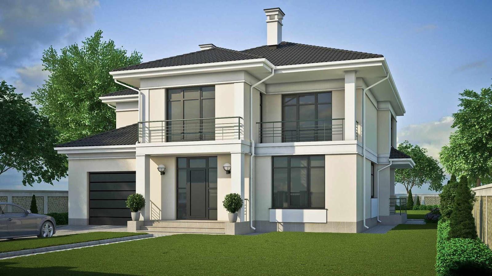 Дизайн будинків фото і проекты приватних