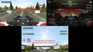gamepkay traffic rider