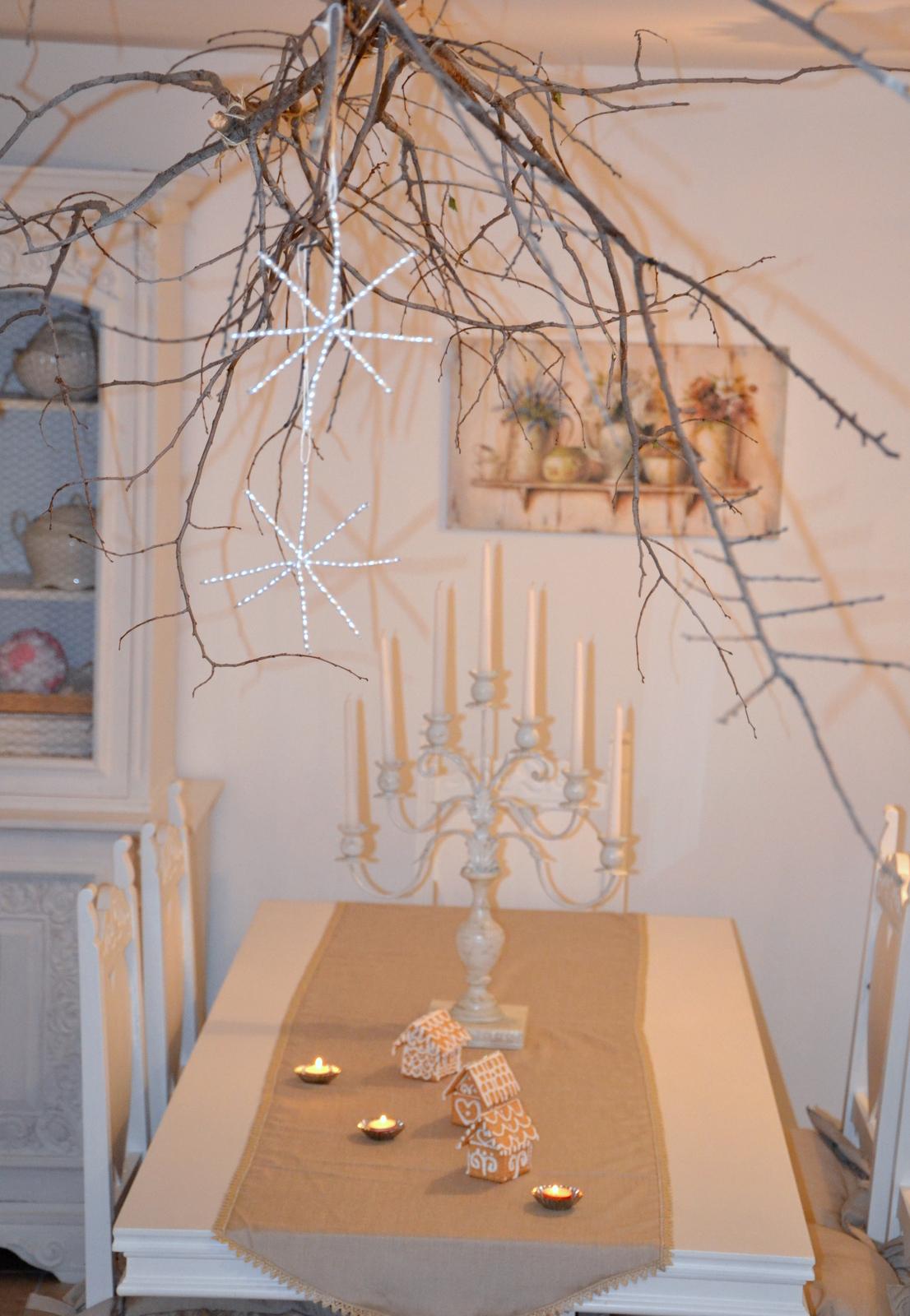 Shabbychiclife novembre 2012 - Decorazioni natalizie stile shabby chic ...