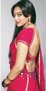 Sonakshi Sinha Back side shoot