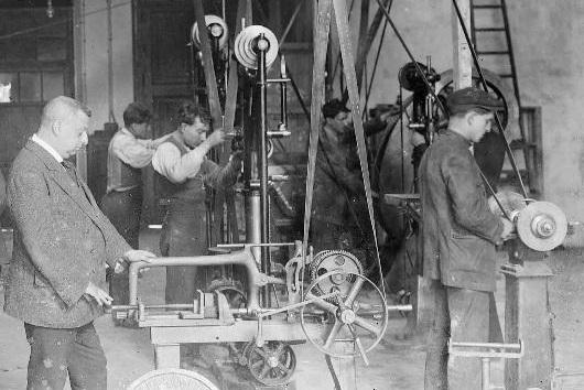 La Liga de los Proscritos en los inicios del movimiento obrero