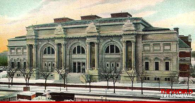 Metropolitan Museum of Art  or The Met
