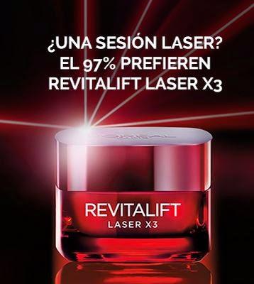 Revitalift Laser x3 gratis
