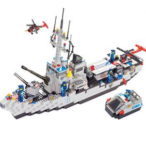 เลโก้เรือรบ