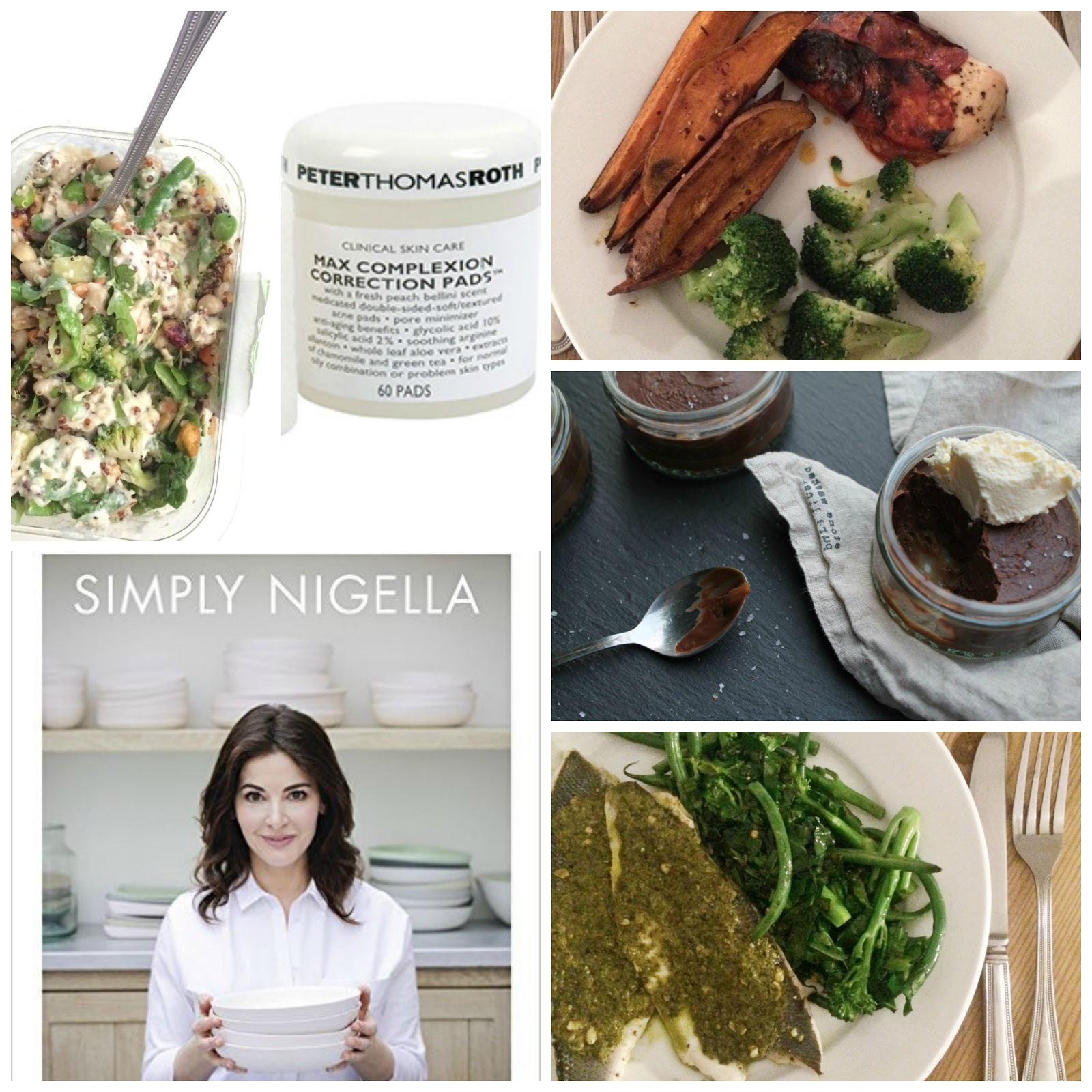 She's So Lucy Weekly Loves Peter Thomas Roth Mac Complexion Correction Review Simply Nigella Lawson Blue October Salted Caramel Chocolate Pots Recipe