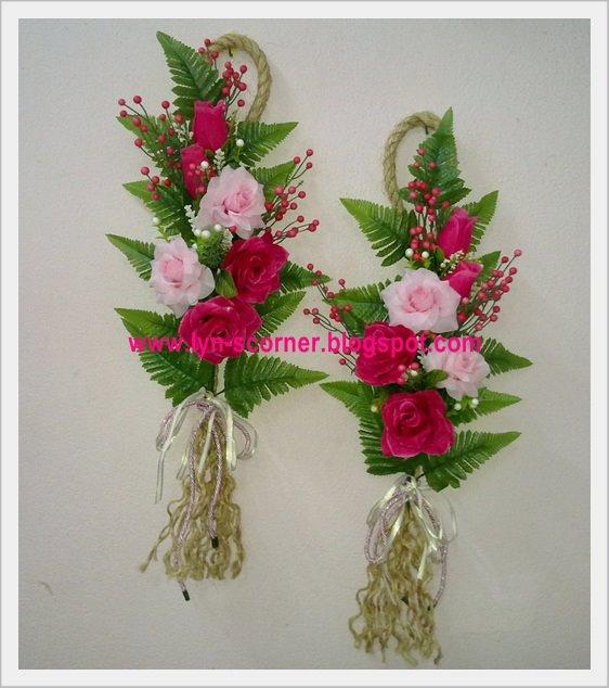 Set Gubahan Bunga JIMAT