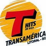 Rádio Transamérica Hits FM de Porto Belo Litoral de SC ao vivo