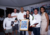 Local Yachtsman takes the Big Prize at Grenada Sailing Festival 2012