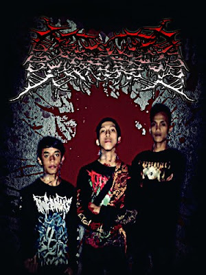 Hernia Band Slamming Brutal Gore Purwakarta Indonesia Foto Logo Wallpaper