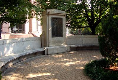 Pershing Point Park World War I Memorial