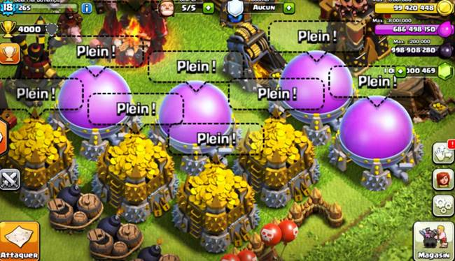 clash of clans hack unlimited resources