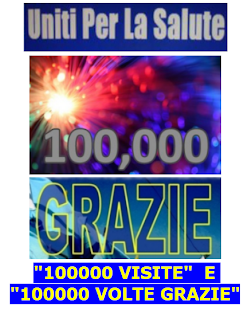 UNITI PER LA SALUTE 100000 VISITE