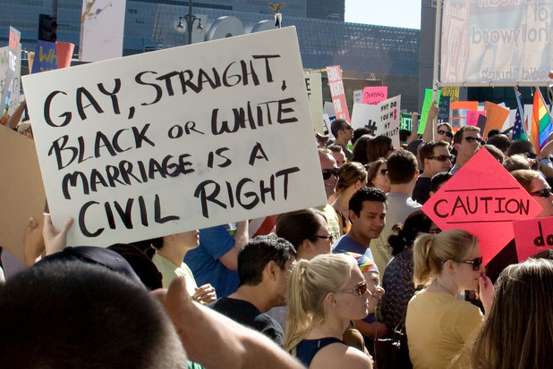 gay marriage rights and Civil