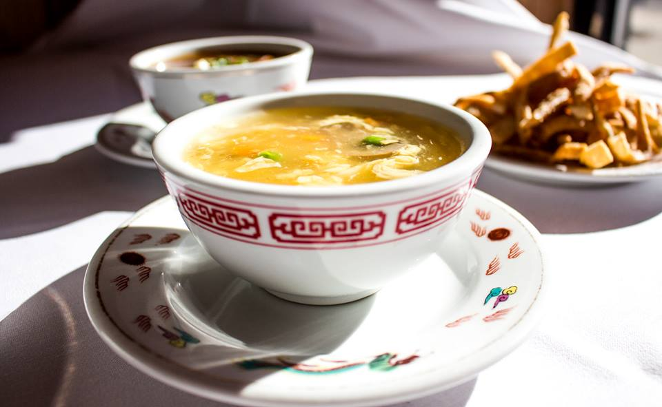 Chan's Inn Egg Drop Soup