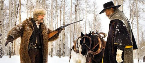 First The Hateful Eight Pictures
