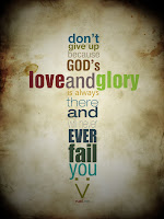 God's Love & Glory