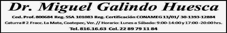 DR GALINDO