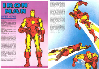 Ironman Marvel Superheroes