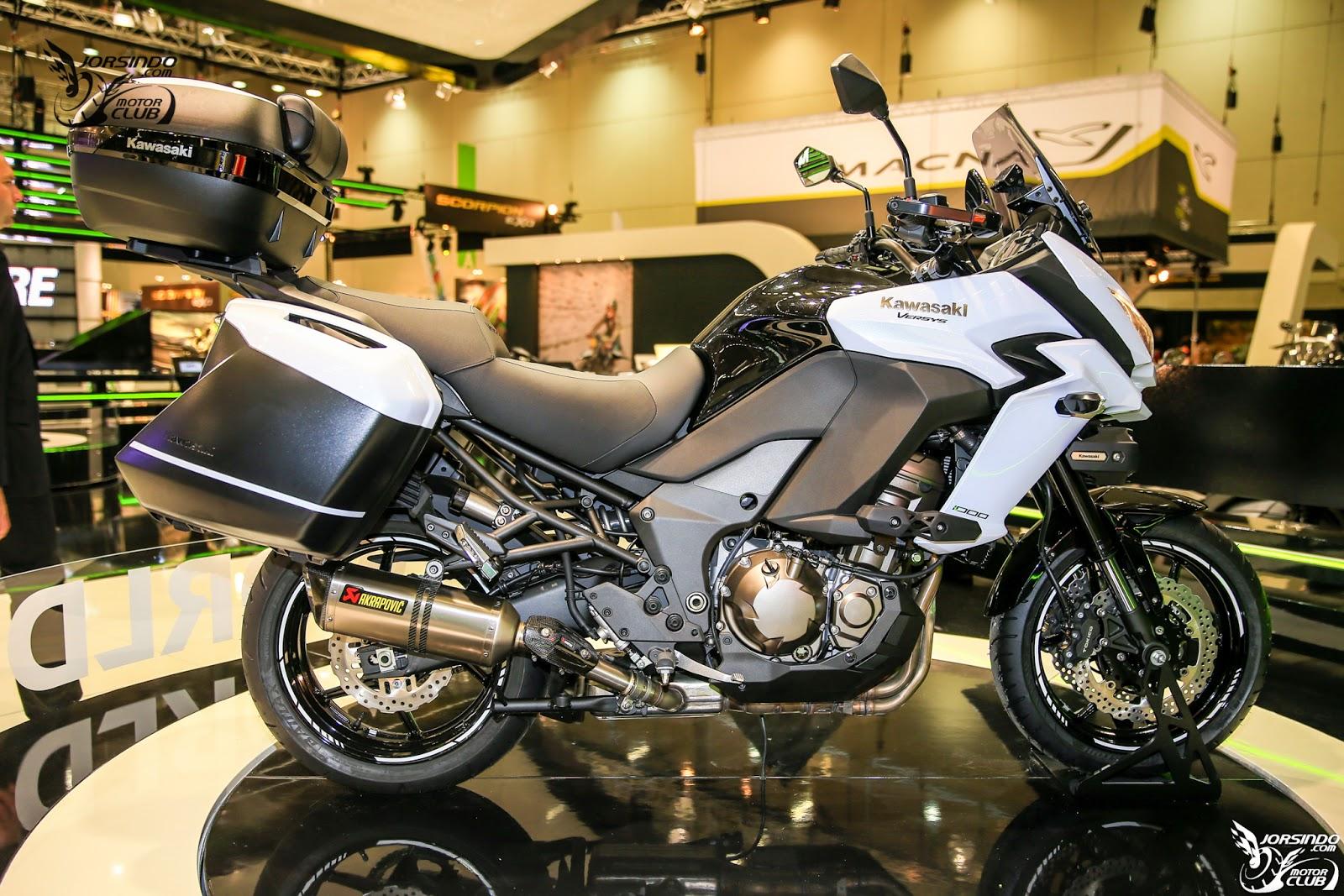 2015 Versys 1000 Malaysia