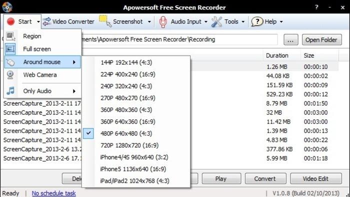 screen recorder pro apowersoft