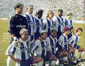CAMPEÃO NACIONAL 1995/1996